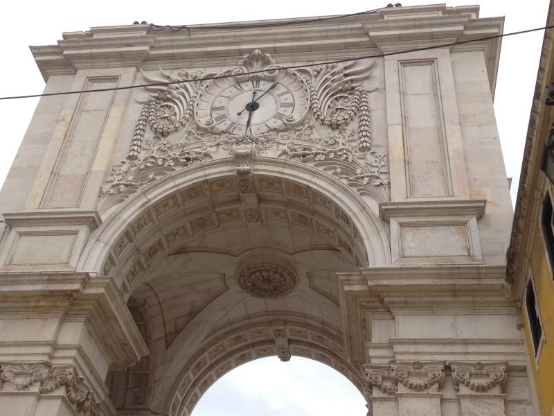 Portugal Lisboa - decorative feature