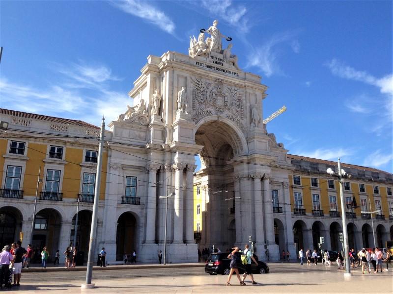 Portugal Lisboa architecture