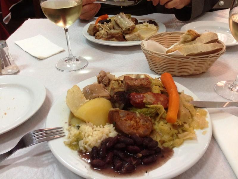 Portugal Loule - Portugese Cozido