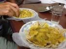 Kotu roti - Negombo style