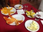 Sri Lanka - fresh fruit