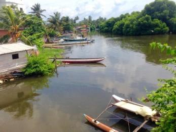 Sri Lanka - Negombo Lagoon