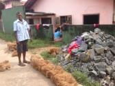 Handmade coir - Sri Lanka
