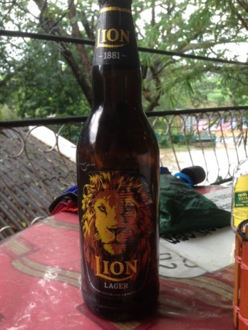 Local beer Sri Lanka