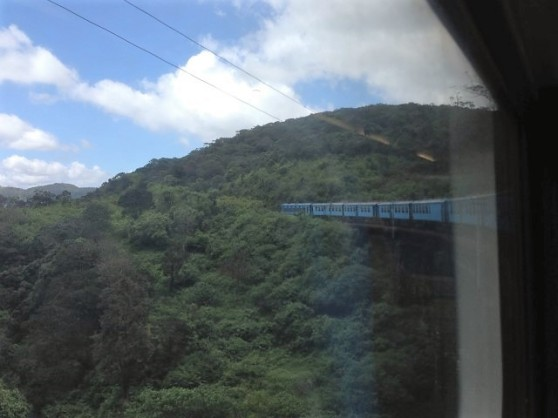 Haputale to Kandy