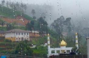 Sri Lanka - tea country