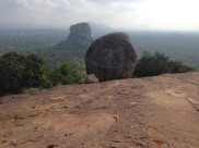 Sigiriya - rock views