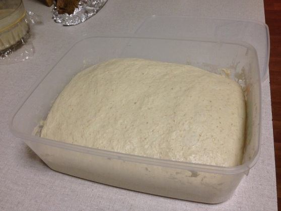Sourdough bread- homemade fermentation