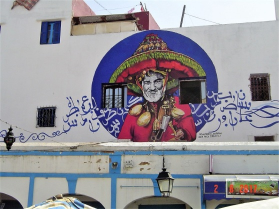Larache Maroc art - Zamoa Productions