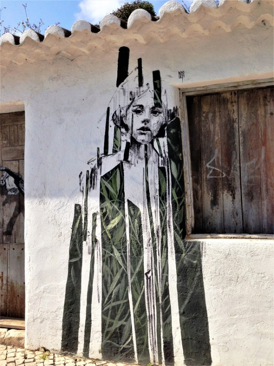 Portugal Lagos street art - Zamoa Productions