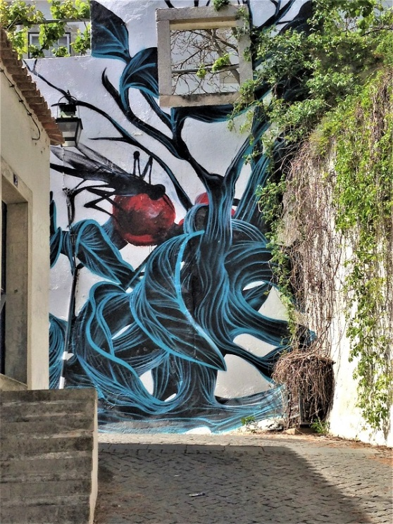 Portugal Lisboa Cacilhas wall art - Zamoa Productions