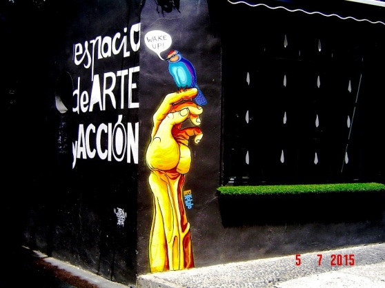 Spain Caceres art - Zamoa Productions