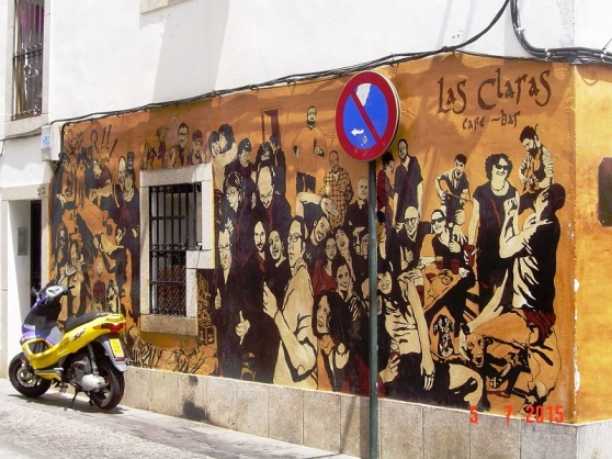 Spain Caceres wall art - Zamoa Productions