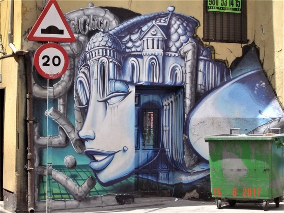 Zamora wall art Spain - Zamoa Productions