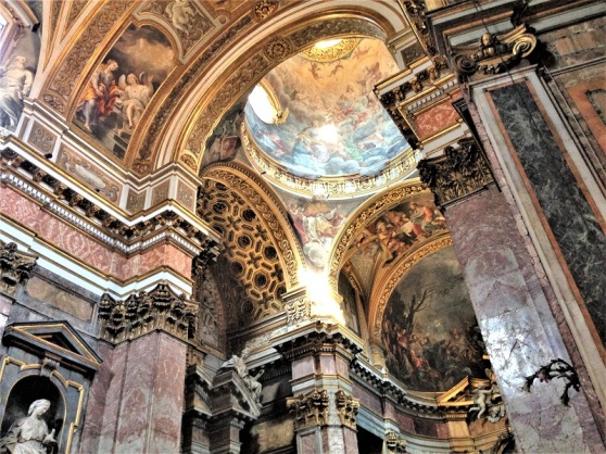 Italy Rome church art
