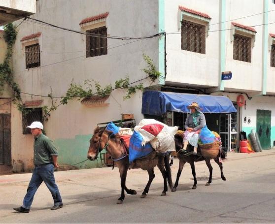 Maroc Tetouan - rural folk