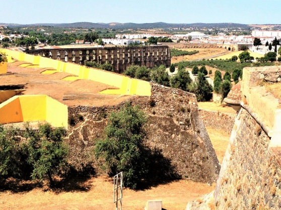 Portugal Elvas - fort