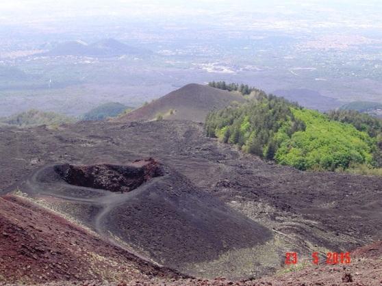 Sicily Giarre Riposto Mt Etna
