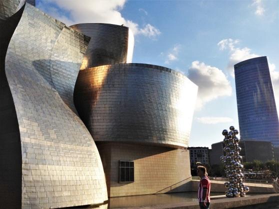 Spain Bilbao museum