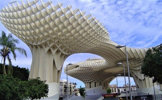 Spain Seville - la seta