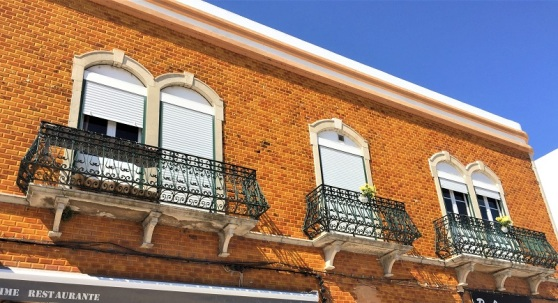 Decorative Wrought Iron - balcony