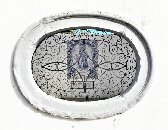 Wrought Iron - religious art