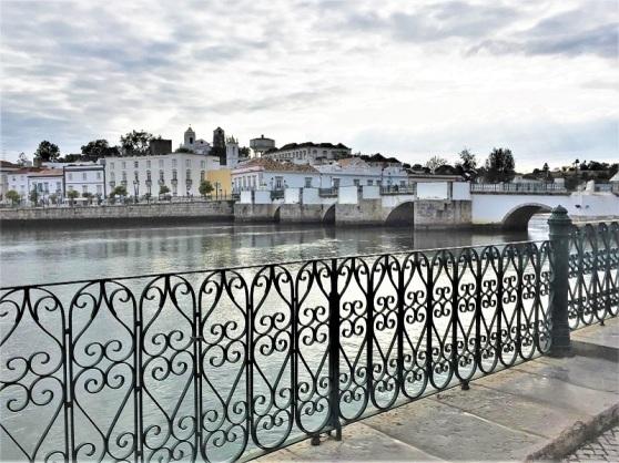 Wrought Iron - Tavira riverfront