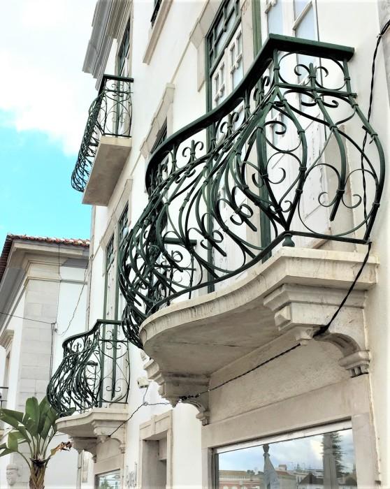 Wrought Iron - balcony